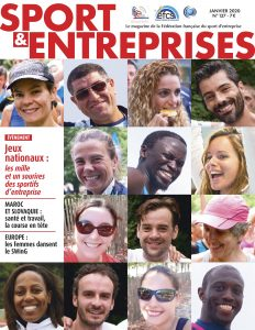 Magazine Sport Entreprise numero 137