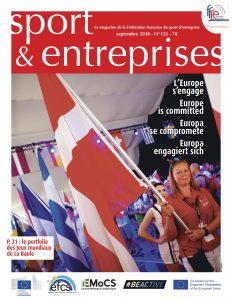 Magazine Sport Entreprise numero 133