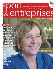 Magazine Sport Entreprise numero 131