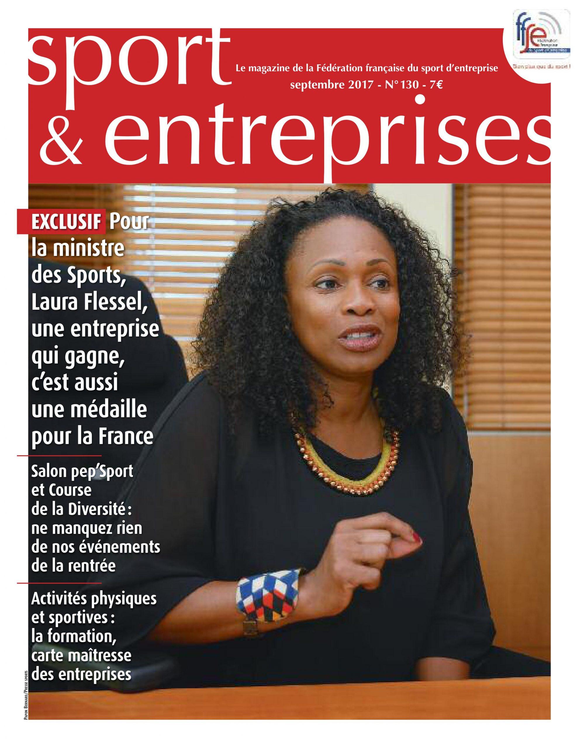 Magazine Sport Entreprise numero 130