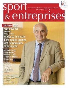 Magazine Sport Entreprise numero 129