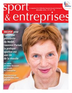 Magazine Sport Entreprise numero 127